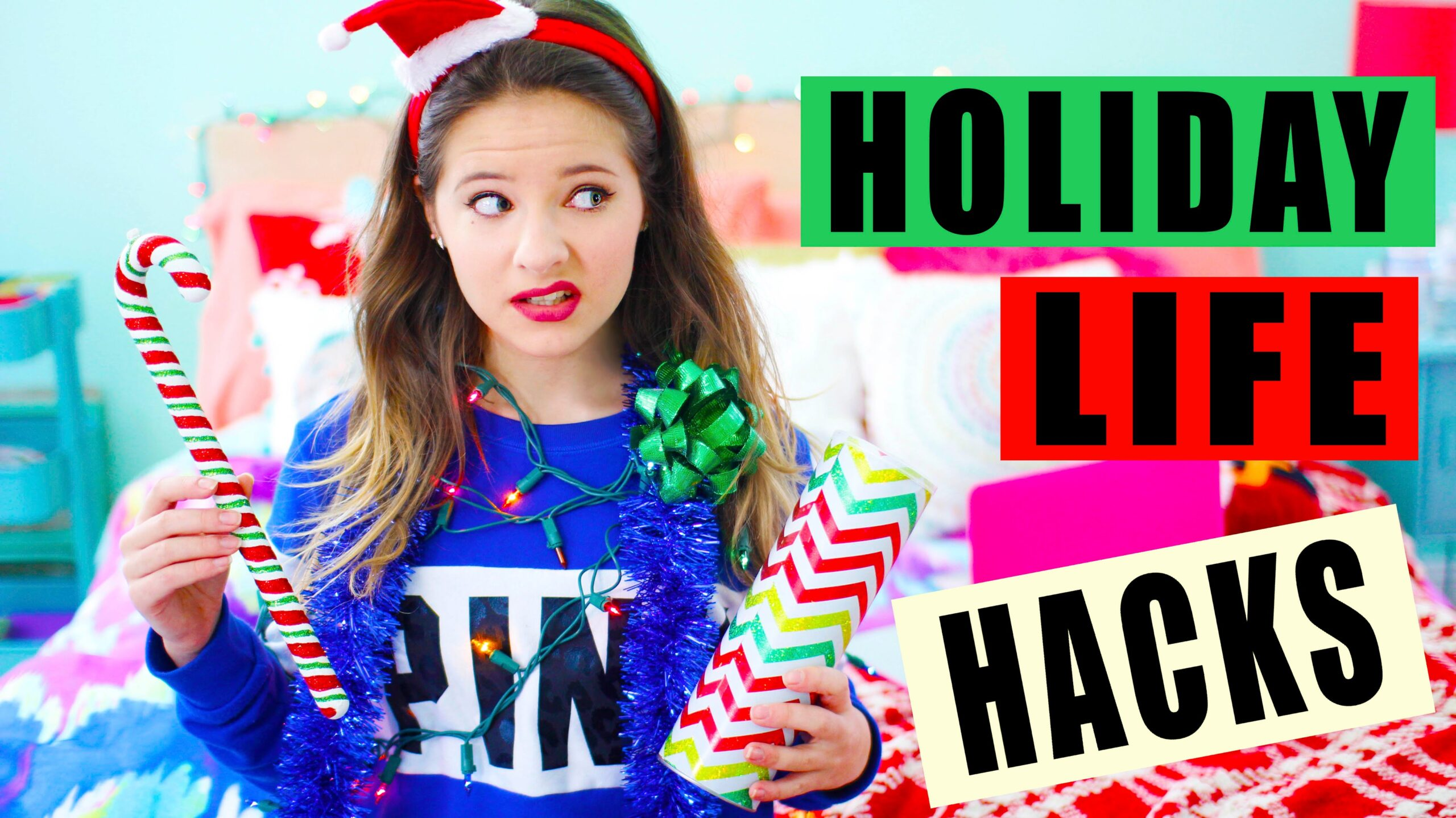 6 Holiday Life Hacks!