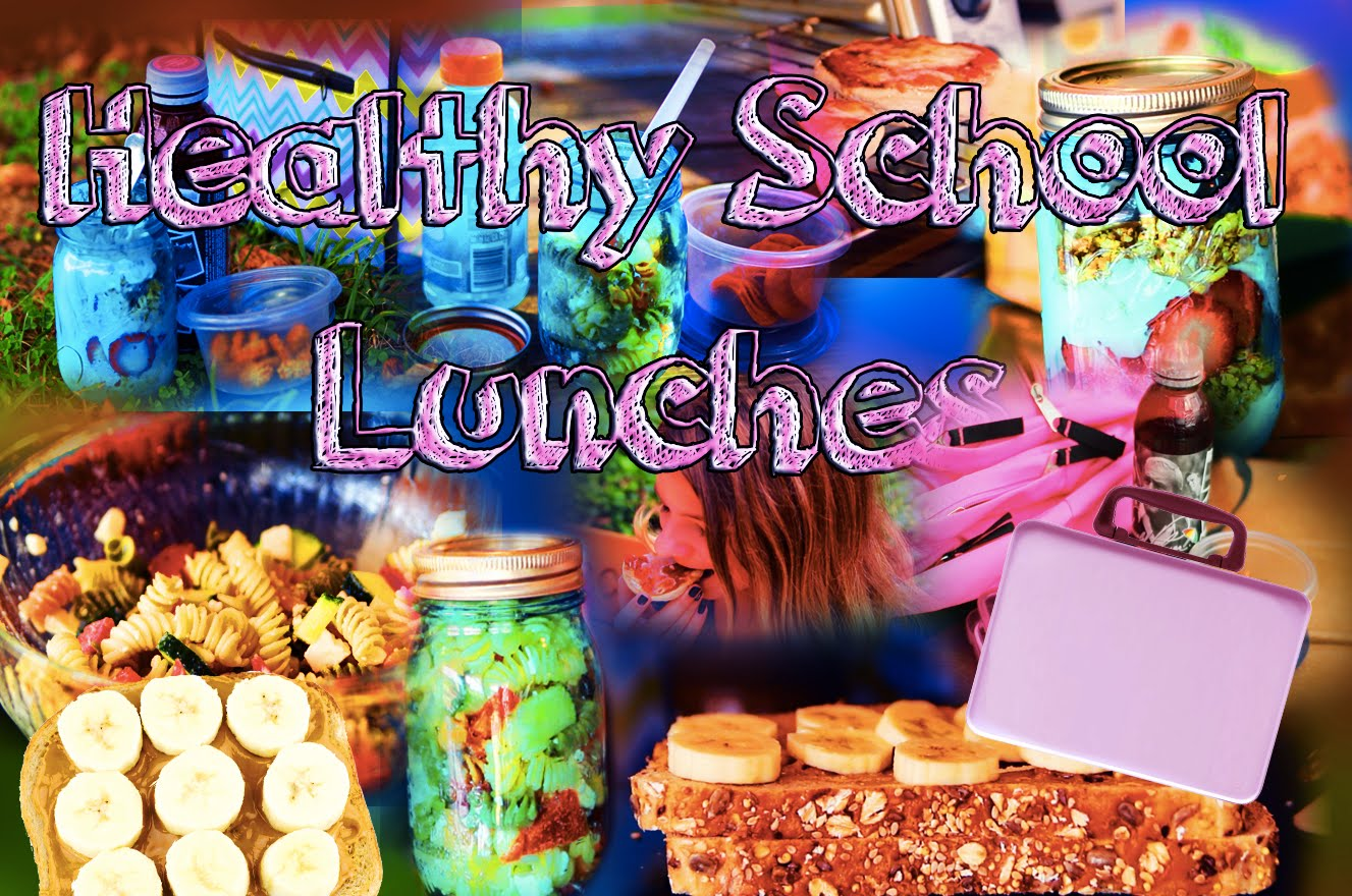 Healthy School Lunch Ideas+Giveaway!