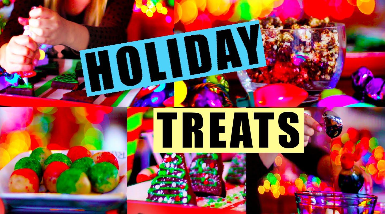 Holiday Treat Ideas//Collab #JingELBELLS