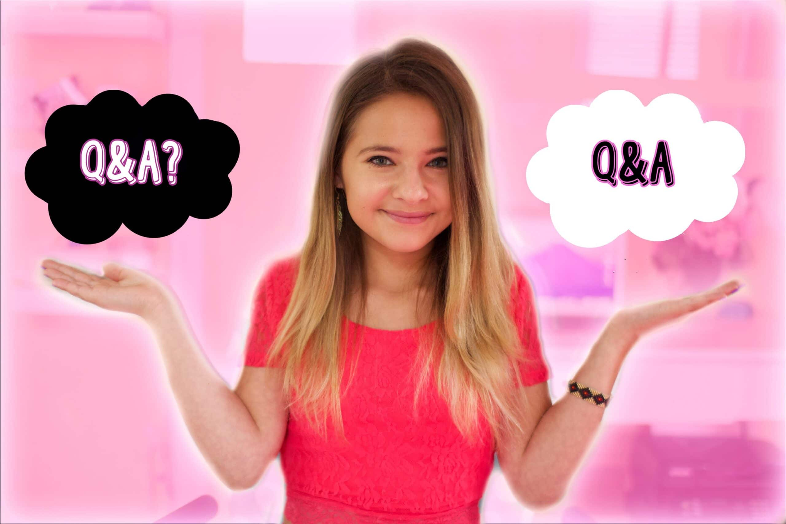 I am a potato?!?! Q&A