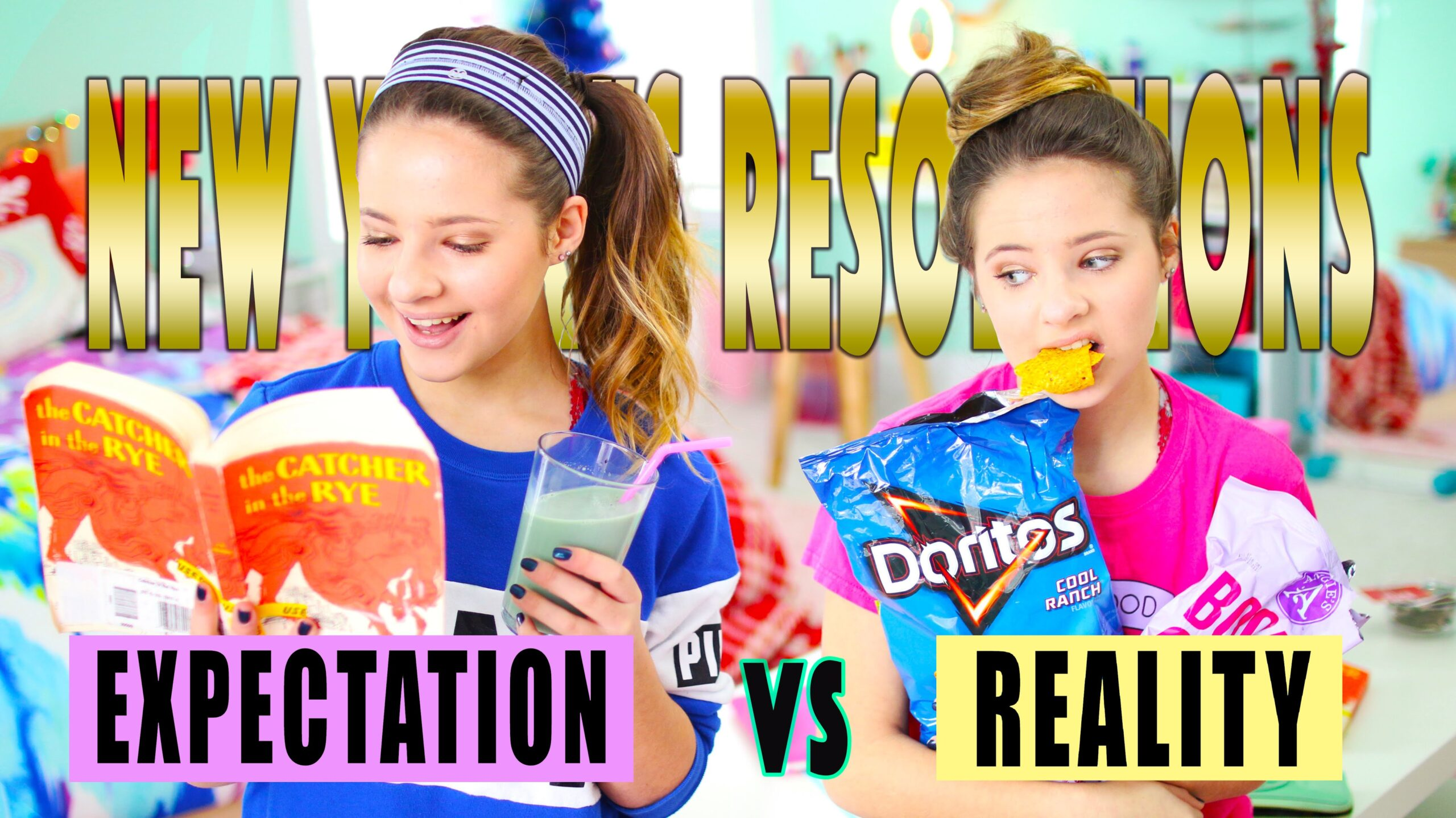 New Year's Resolutions: Expectations vs. Reality