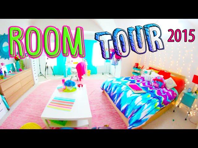 Room Tour 2015!