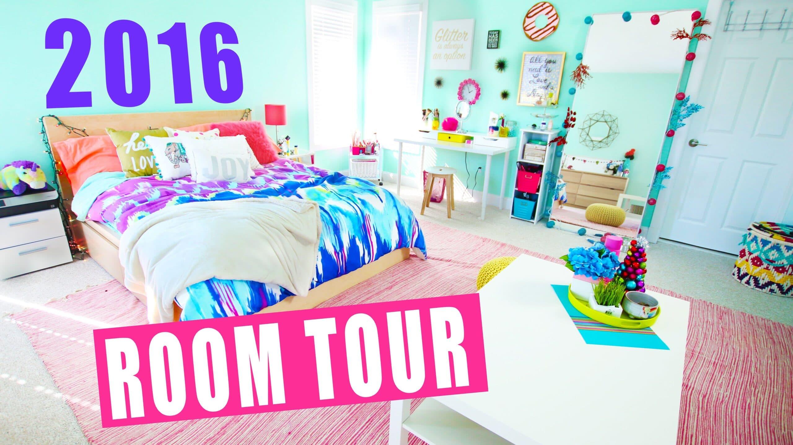Room Tour 2016!