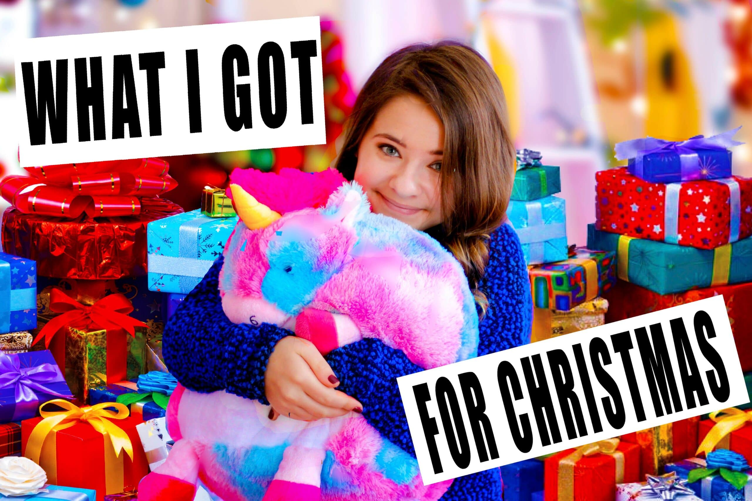 What I Got For Christmas 2014 + Giveaway Winner! #JingElbells